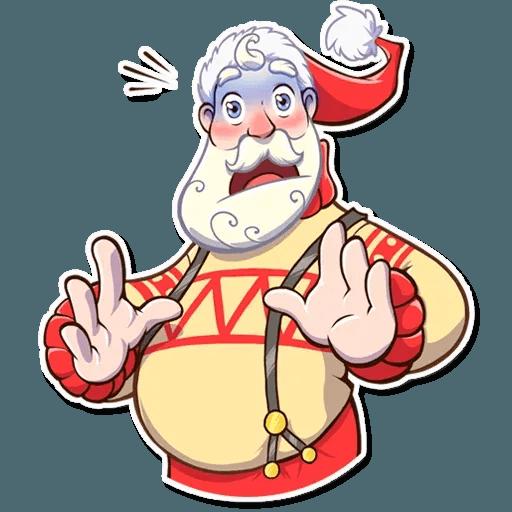 Santa Claus - Sticker 5