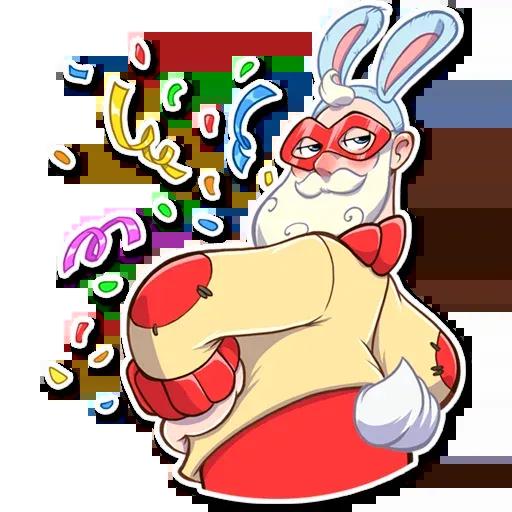 Santa Claus - Sticker 26