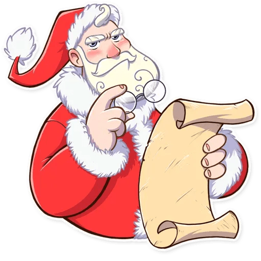 Santa Claus - Sticker 11