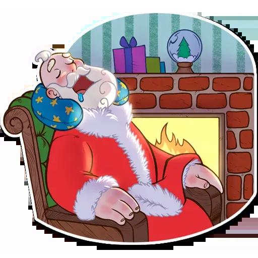 Santa Claus - Sticker 21