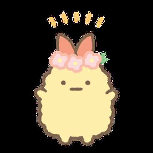 すみっコぐらし ゆる~い敬語スタンプ - Sticker 2