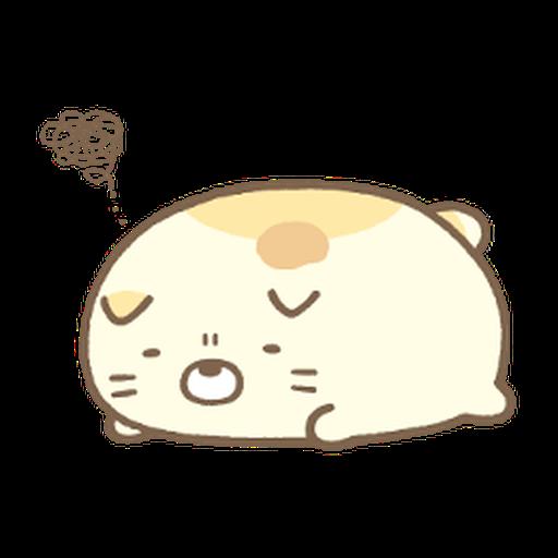 すみっコぐらし ゆる~い敬語スタンプ - Sticker 3