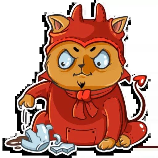 Cats - Sticker 30