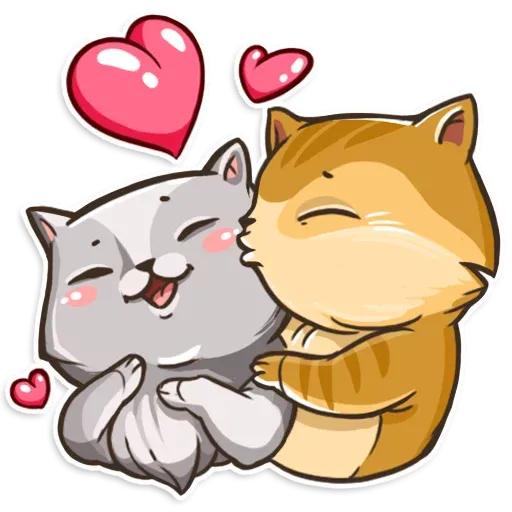 Cats - Sticker 1