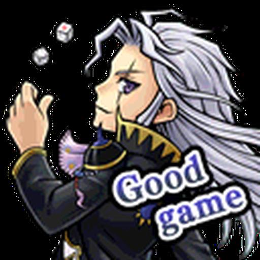 Final Fantasy Dissidia (Character Pack) Vol.03 - Sticker 25