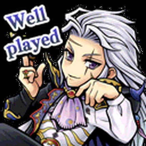 Final Fantasy Dissidia (Character Pack) Vol.03 - Sticker 24