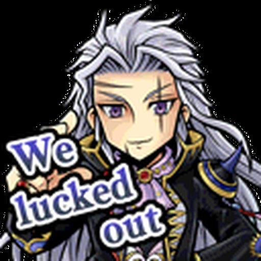 Final Fantasy Dissidia (Character Pack) Vol.03 - Sticker 23