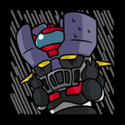 Mazinger Z - Sticker 28