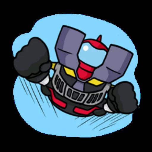 Mazinger Z - Sticker 8