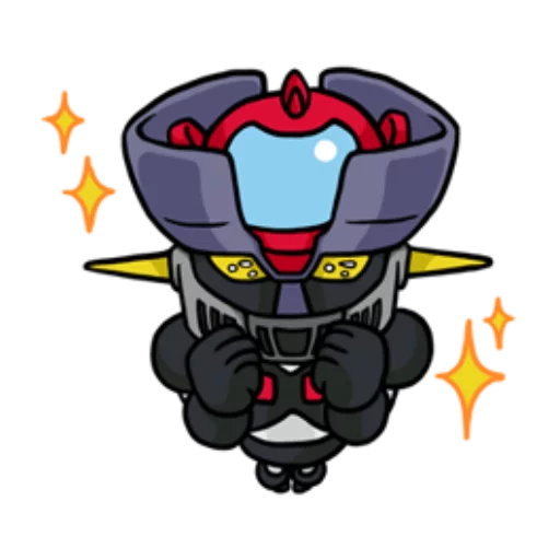 Mazinger Z - Sticker 11
