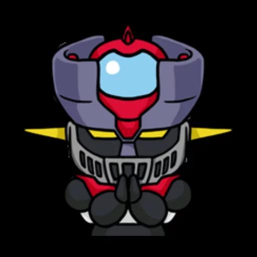 Mazinger Z - Sticker 24