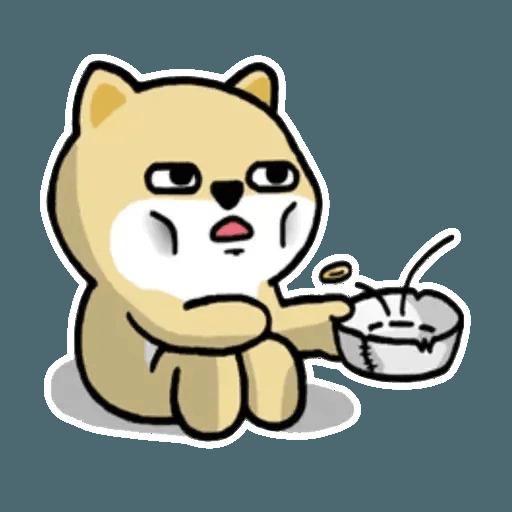 小肥柴2 - Sticker 14