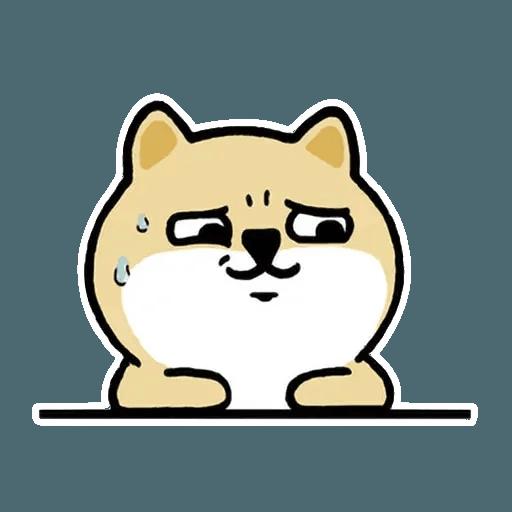 小肥柴2 - Sticker 27
