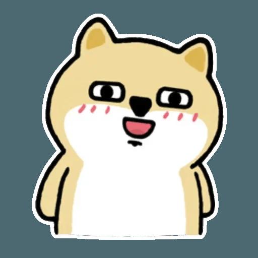 小肥柴2 - Sticker 12