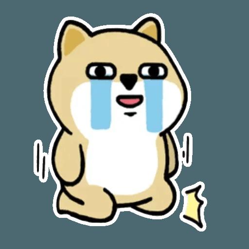 小肥柴2 - Sticker 13