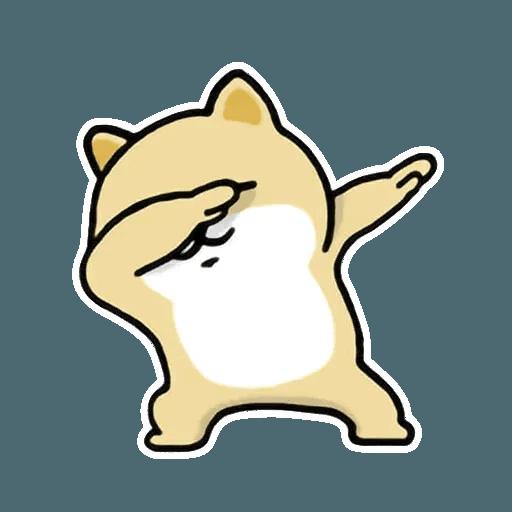小肥柴2 - Sticker 3
