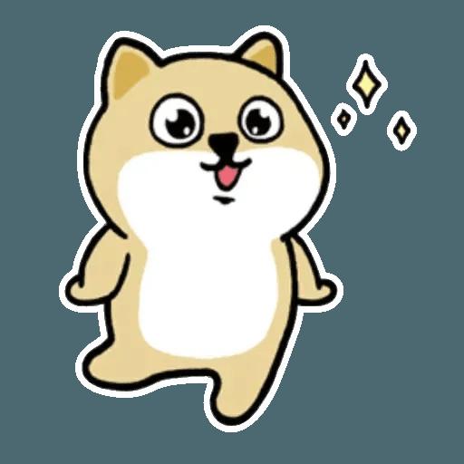 小肥柴2 - Sticker 6