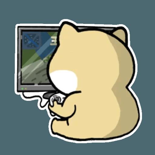 小肥柴2 - Sticker 21