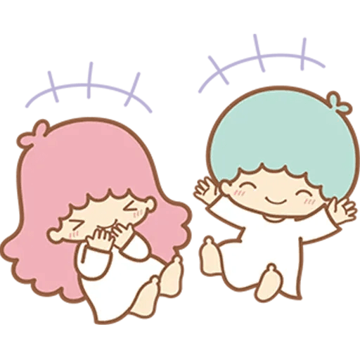 Little Twin Star Sparking - Sticker 9