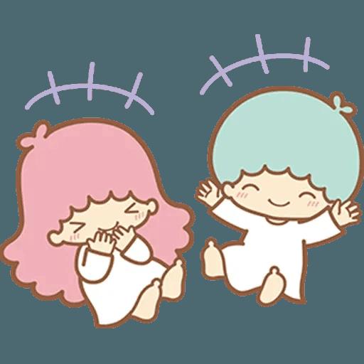 Little Twin Star Sparking - Sticker 9