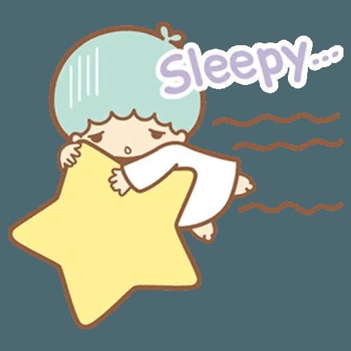 Little Twin Star Sparking - Sticker 18