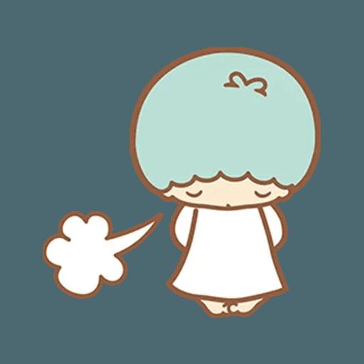 Little Twin Star Sparking - Sticker 23