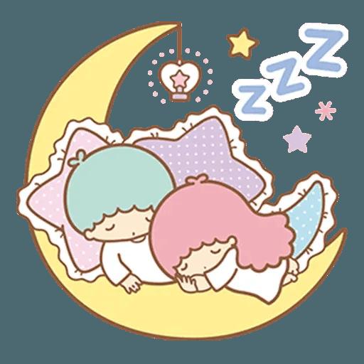 Little Twin Star Sparking - Sticker 15