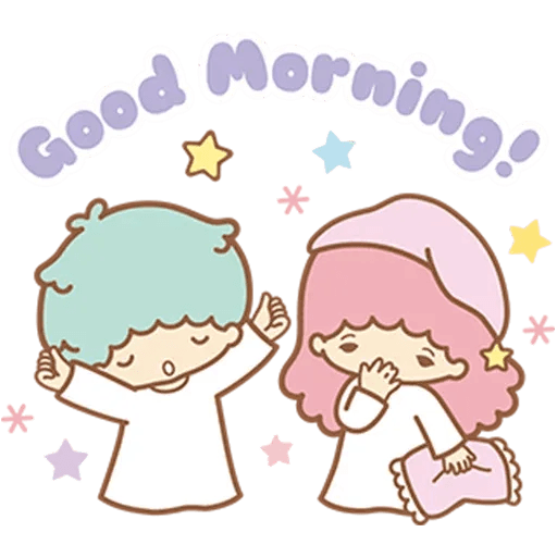 Little Twin Star Sparking - Sticker 14