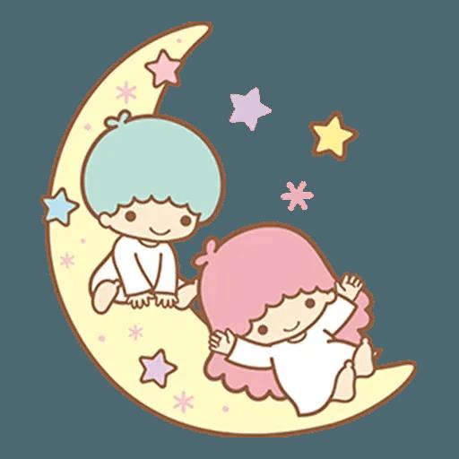 Little Twin Star Sparking - Sticker 20