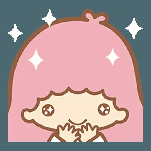 Little Twin Star Sparking - Sticker 6