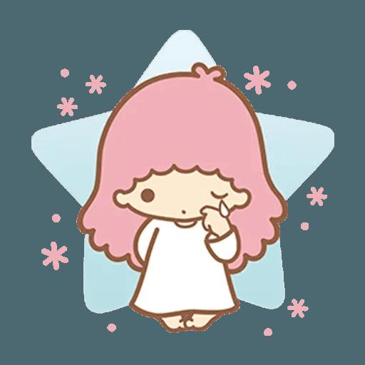 Little Twin Star Sparking - Sticker 22