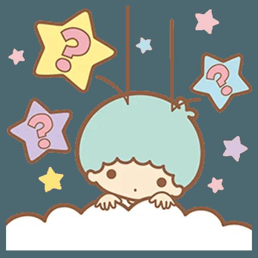 Little Twin Star Sparking - Sticker 11