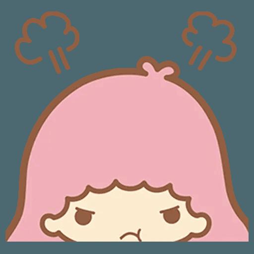 Little Twin Star Sparking - Sticker 17