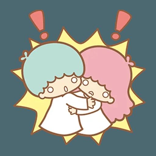Little Twin Star Sparking - Sticker 13