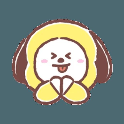 BT21(表情) - Sticker 2