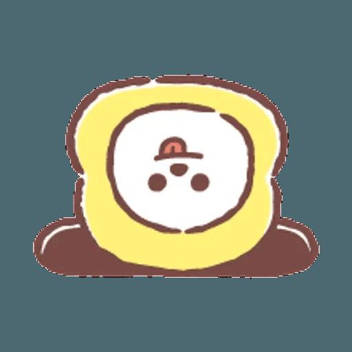 BT21(表情) - Sticker 4