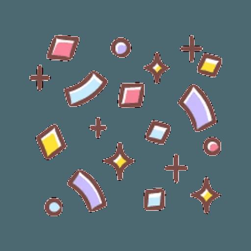 BT21(表情) - Sticker 30