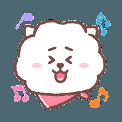 BT21(表情) - Sticker 13