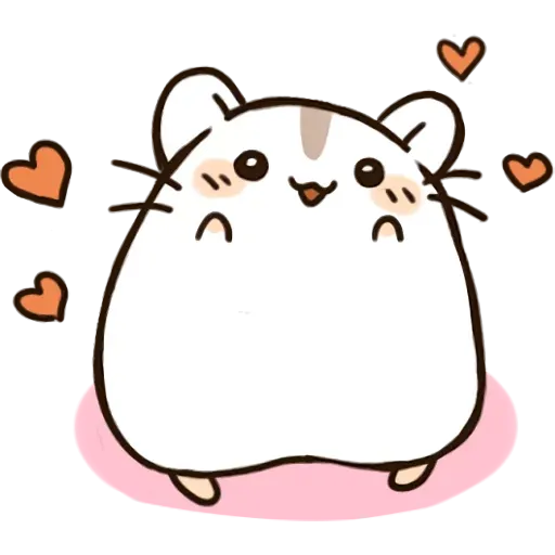 hamster - Sticker 4