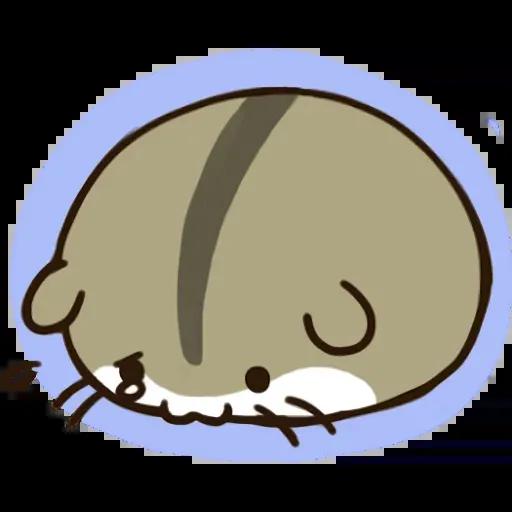 hamster - Sticker 2