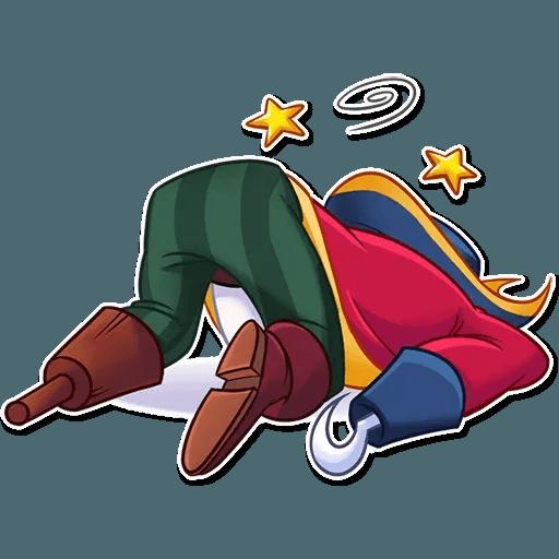 Pirate - Sticker 24