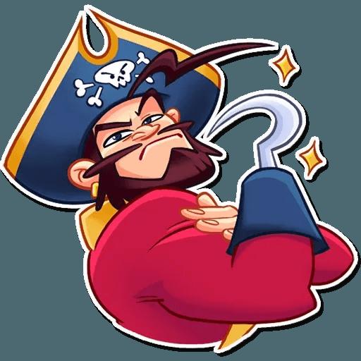 Pirate - Sticker 13