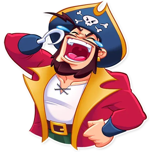 Pirate - Sticker 4