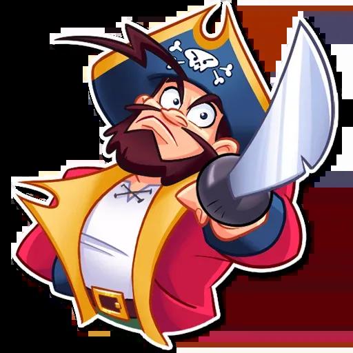 Pirate - Sticker 15