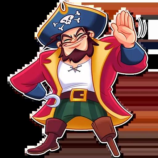 Pirate - Sticker 5