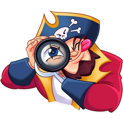 Pirate - Sticker 10