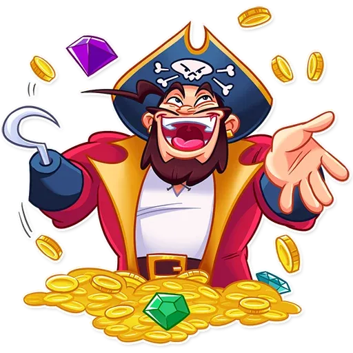 Pirate - Sticker 12