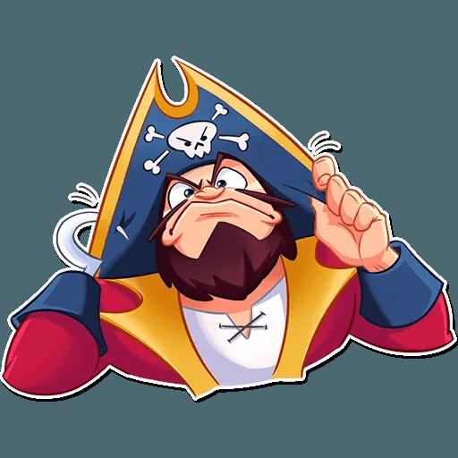 Pirate - Sticker 7
