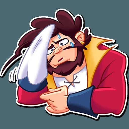 Pirate - Sticker 14