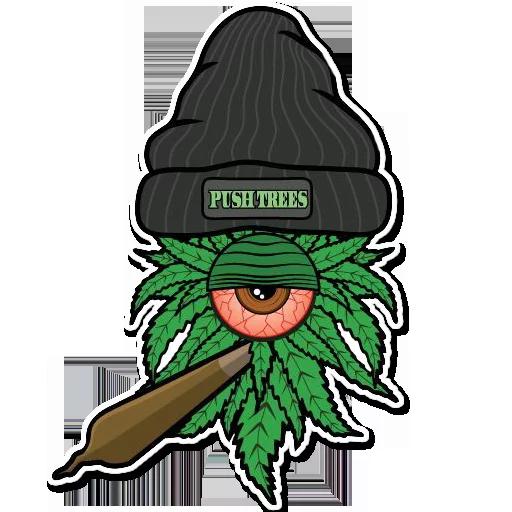 420 - Sticker 7